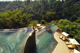100 Hanging Gardens Bali Ubud Intimate Hidden Temple Dinner At Around