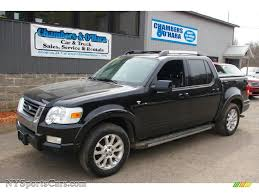 2007 Ford Explorer Sport Trac Limited 4x4 In Black - A09235 ... 2015 Ford Explorer Truck News Reviews Msrp Ratings With Amazing 2017 Ranger And Bronco Sportshoopla Sports Forums 2003 Sport Trac Image Branded Logos Pinterest 2001 For Sale In Stann St James Awesome Great 2007 Individual Bars To Suit Umaster Auc Medical School Products I Love Sport Trac 2018 F150 Trucks Buses Trailers Ahacom Nerf Bar Wikipedia Photos Informations Articles