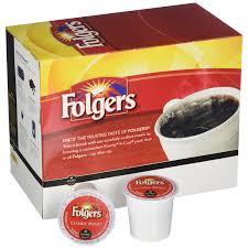 Folgers Coffee K CupR Pods