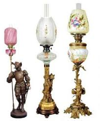 Antique Lamps Ebay Australia by Original Antique Victorian C1860 Gilt Cut Glass Messengers Banquet