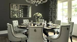 formal dining table rustic christmas decorations decorating