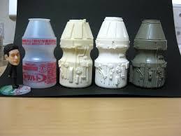 Reddy Kilowatt Lamp Storage Wars by Mak Falke Engine Scratchbuilding From A Yakult Bottle Mechs