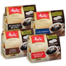 Melitta Coffee Pods For Senseo And Hamilton Beach Pod Brewers Assortment Pack Of 4 Amazon Grocery Gourmet Food