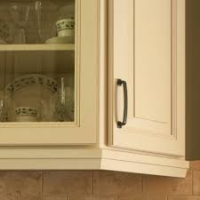 light rail cabinet molding