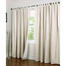 Blockaide Double Curtain Rod by Simple Ideas Energy Efficient Curtains Ingenious Inspiration