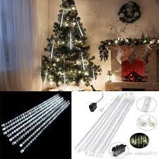 Led Christmas Tree Lights Elegant Edison2011 2017 Snowfall Strip Light Rain Tube Meteor Of