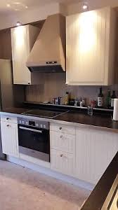 ikea küche weiss l form moderner landhausstil inkl e geräte