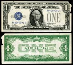 History of the United States dollar