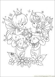 Coloring Pages Precious Moments 25 Cartoons