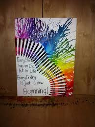 21 Best Crayon Melting Images On Pinterest