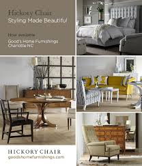 """Hickory Chair Furniture """"Inspiring Your World """" Good s Home"""