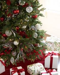 7ft Pre Lit Christmas Tree by Buy Silverado Slim Christmas Trees Online Balsam Hill