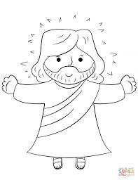 Medium Size Of Coloring Pagecaptivating Jesus Page Captivating Ascension Cartoon