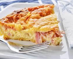 recette quiche sans pâte et sans gluten