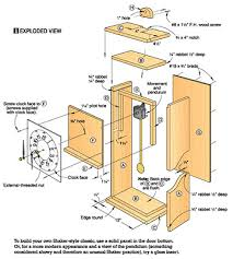 Free Wood Clock Plans by Woodworking Wooden Wrist Watch Wall Clock Plans Plans Pdf Download