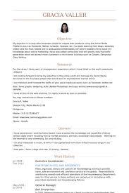 Download Nanny Housekeeper Resume Sample