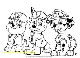Paw Patrol Coloring Sheets Pages With To Her