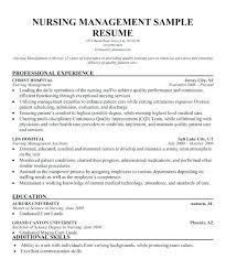 Sample Nicu Nursing Resume Nurse For Neonatal Cover Letter