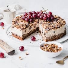 trauben cappuccino torte