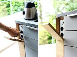 multiprise d angle pour cuisine multiprise pour cuisine cache prise electrique cuisine design