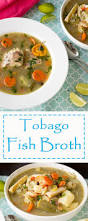 Haitian Pumpkin Soup Tradition by Tobago Fish Broth Soup Home Made Zagat