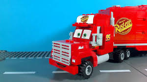 99 Youtube Truck LEGO Cars 2 Macks Team Truck YouTube