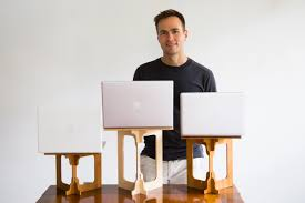 The Portable Standing Desk & Laptop Stand