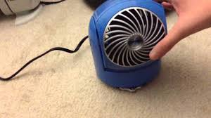 Vornado Zippi Desk Fan by Vornado Flippi Blue Portable Fan Youtube