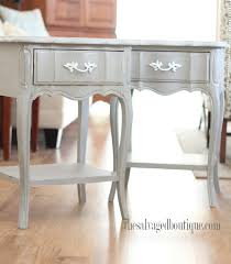 French provincial furniture Custom painted french provincial