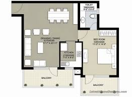 Home Plan For Sq Ft Best Of Apartment Floor Plans Small House Cool Irish