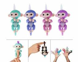 Fingerlings Little Interactive Monkey Toy For Kids Online