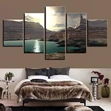 de lphmmd 5 leinwandbilder hd gedruckt wohnzimmer