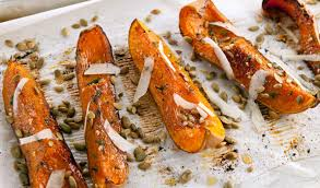 Toasting Pumpkin Seeds In The Oven by Roasted Butternut Squash With Pecorino And Pumpkin Seeds In The