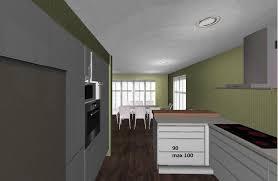 neubau offene küche am besten ohne hängeschränke