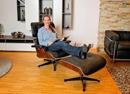 eames lounge chair ottoman sessel vitra
