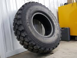 100 Truck Tire Size MICHELIN XZL 45 36585 R20 MILITARY GDLS RG31A2 MRAP TAKEOFF TIRE