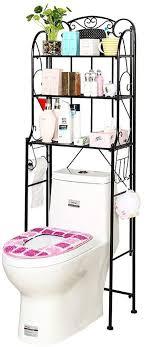 über dem wc regal badezimmer aufbewahrung wäsche regal