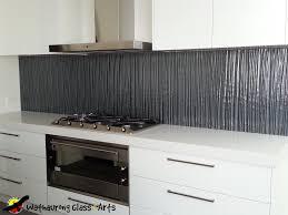 Wathaurong Grey Tree Bark Kitchen Splashback