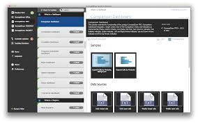 Help Desk Software Comparisons by Comparison Dashboard Solution Conceptdraw Com