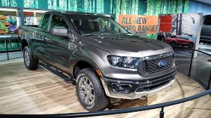 100 New Ford Pickup Truck 2019 Ranger 2018 Detroit Auto Show YouTube