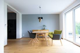 sanierung eines 50er jahre haus minimalistisch esszimmer