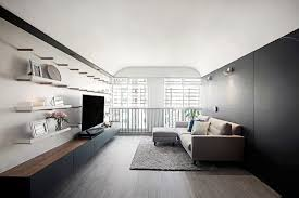 100 Interior Design Ideas For Flats 6 Stunning HDB Flats That Dont Look HDB Lookboxliving