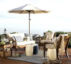 Patio Ideas ~ Going Coastal Pottery Barn Part Ii Pottery Barn ... Sleek Rolled Arm Small Living Room Fniture 2 Removable Back 7 Ways To Decorate With White Totes Bubble Umbrella Contemporary Outdoor Cushions And Pillows By Pottery Barn Pillow Bright Colors Stripes Polka Sunbrella Saratoga Inoutdoor 12x18 Ebay The Best Of Bed And Bath Ideas New Of Gallery Katrea Print Cushion Deck Pinterest Decking Pergola Fire Pit Sunny Side Up Blog Snowflake In The Air Inoutdoor Ca Spooky House Projects
