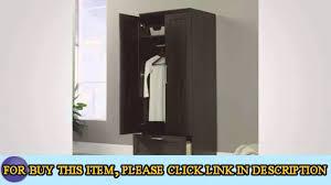 Sauder Beginnings 4 Drawer Dresser Cinnamon Cherry by Sauder Homeplus Wardrobe Dakota Oak Youtube