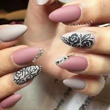 39 best Almond Nail Designs images on Pinterest