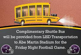 Shuttle Bus Will Be Provided For The Game Friday Night | Lufkin ISD Borger Isd Benefits From Vironmental Lawsuit Ktrecom Lufkin Texas Party Bus First Class Tours Transportation Services 120 Tiny House Designs And Decorating Ideas Houses Img_1397q02px1 Back To School 201718 Angelina County Photographs 1930s Digital Rources Shop Houstonreadercom