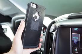 RokForm iPhone 6 Plus 6s Plus Rugged Case Red Black
