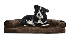 Drs Foster And Smith Dog Beds by Slumber Pet Orthopedic Memory Foam Dog Beds Brown