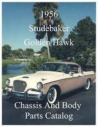 100 Studebaker Truck Parts Vintage Car Automotive 1957 Hawk