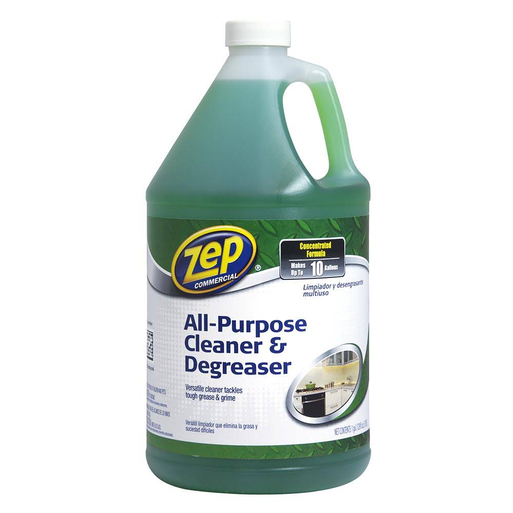 Zep Commercial All-purpose Cleaner & Degreaser - 128 Oz
